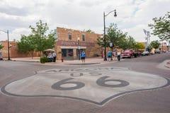 Winslow, Arizona Stock Foto