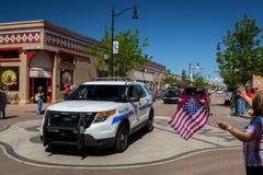"""Winslow, Arizona/USA†""""am 19. Mai 2016: Laufen Sie für die Wand Stockbilder"""