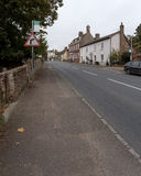 Winslow, Buckinghamshire, Великобритания, 25-ое октября 2016: Broo Стоковые Изображения RF