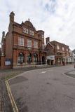 Winslow, Buckinghamshire, het Verenigd Koninkrijk, 25 Oktober, 2016: TSB Royalty-vrije Stock Fotografie