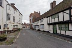 Winslow, Buckinghamshire, Reino Unido, o 25 de outubro de 2016: Cott fotos de stock royalty free