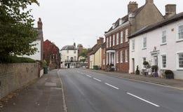 Winslow, Buckinghamshire, Zjednoczone Królestwo, Październik 25, 2016: The Obraz Stock