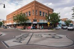 Winslow, o Arizona Fotos de Stock Royalty Free