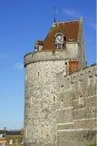 Winsor castle. In United Kingdom Stock Photo