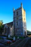 winston взгляда господина дня s churchill кладбища стоковая фотография rf