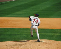Winston Abreu, Atlanta Braves Imagenes de archivo