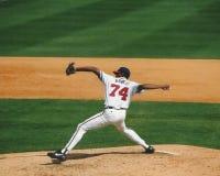 Winston Abreu, Atlanta Braves Stock Photography