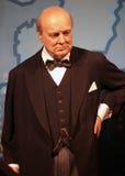 Winston Churchill Fotografia de Stock Royalty Free