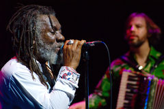 Winston McAnuff & Fixi, JazzLent Stock Photo