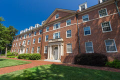 Winston Residential Hall at UNC-Chapel Hill Stock Photography