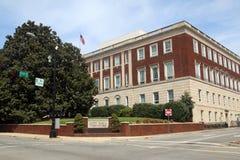 Winston-Salem City Hall Fotografia Stock