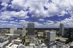 Winston-Salem, NC Royalty Free Stock Photo