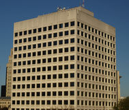 Winston Salem office. A Winston Salem office building Royalty Free Stock Photo