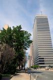 Winston Tower Building a Winston-Salem del centro Fotografia Stock Libera da Diritti