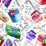 Winte brillante maravilloso precioso gráfico hermoso del Año Nuevo del día de fiesta Imágenes de archivo libres de regalías