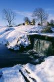 Winterâs inglés viejo Fotografía de archivo libre de regalías