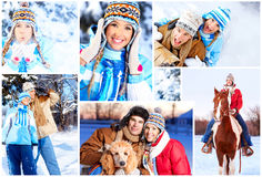 Winter Royalty Free Stock Photos