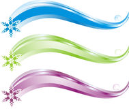 Winter. Background. Happy New Year. Christmas card Royalty Free Stock Photography