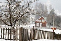 The winter Royalty Free Stock Photos