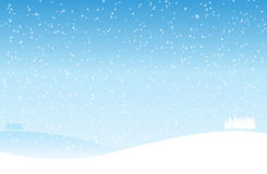 Winter stock illustration