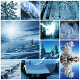 Winter Stockbild