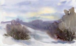 Winter Lizenzfreie Stockfotografie