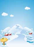 Winter Vector Illustration