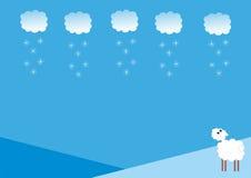 Winter Lizenzfreie Stockfotos