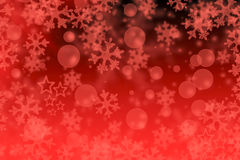 Winter abstract Stock Photo