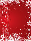 Winter abstract Royalty Free Stock Images