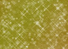 Winter abstract background, christmas stars. With snowflakes Royalty Free Stock Images