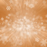 Winter abstract background Royalty Free Stock Images