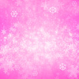 Winter abstract background Royalty Free Stock Photography