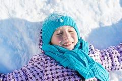 Winter activity Stock Photography
