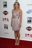 "Winter-Allee Zoli an der ""Söhne der Anarchie"" Premiere der Jahreszeit-5, Wadsworth-Theater, Santa Monica, CA 09-08-12 stockfotos"