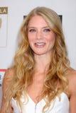 Winter-Allee Zoli kommt im 2010 BAFTA Emmy Tee an Lizenzfreie Stockbilder