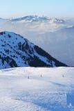 Winter Alps Royalty Free Stock Photos