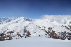 Winter Alps Stock Photos