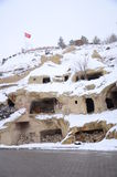 Winter in Anatolia Royalty Free Stock Images