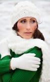 Winter autumn outdoor Royalty Free Stock Photos