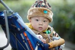 Winter Baby Royalty Free Stock Photos