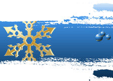 Winter background. With space for your text Royalty Free Stock Photo