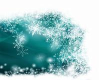 Winter background. Modern winter background with space for your text Stock Photos