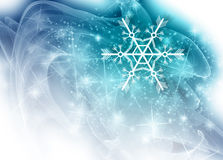 Winter background. Modern winter background with space for your text Royalty Free Stock Photography