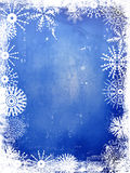 Winter Background. Winter style grunge background Royalty Free Stock Images
