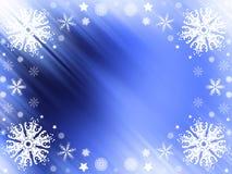 Winter Background. Winter style grunge background Royalty Free Stock Photos