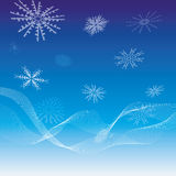 Winter Background. Winter style background Royalty Free Stock Photography