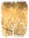 Winter Background. Winter style grunge background Stock Photo