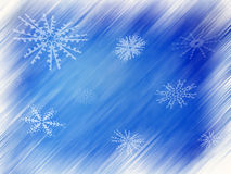 Winter Background. Winter style blurred background Royalty Free Stock Photography