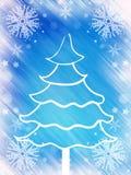 Winter Background. Winter style background Stock Image
